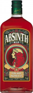 Fruko Shulz Absinth Magic Red 0,7l 70%